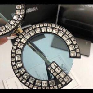 Accessories - DG letter Sunglasses